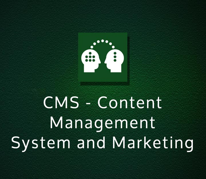 Content Management System and Marketing