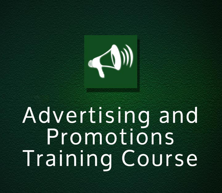 Advertising and Promotions Training Course