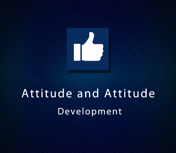 Attitude and Attitude Development