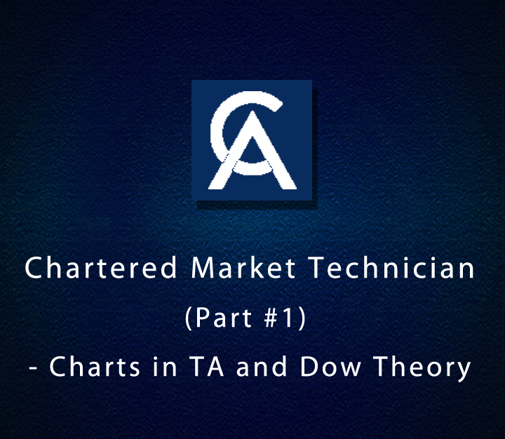 Chartered Market Technician (Part #1) - Charts in TA and Dow Theory