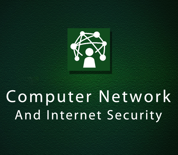 Computer Network & Internet Security