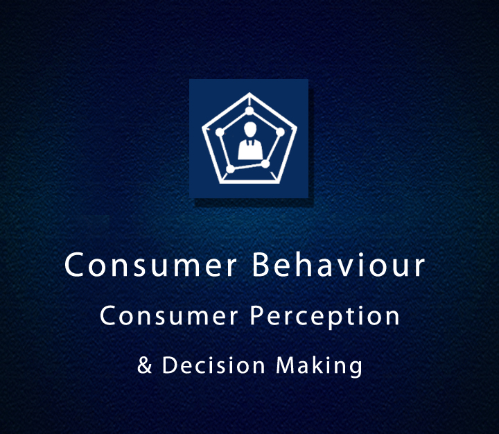 Consumer Behaviour - Consumer Perception and Decision Making