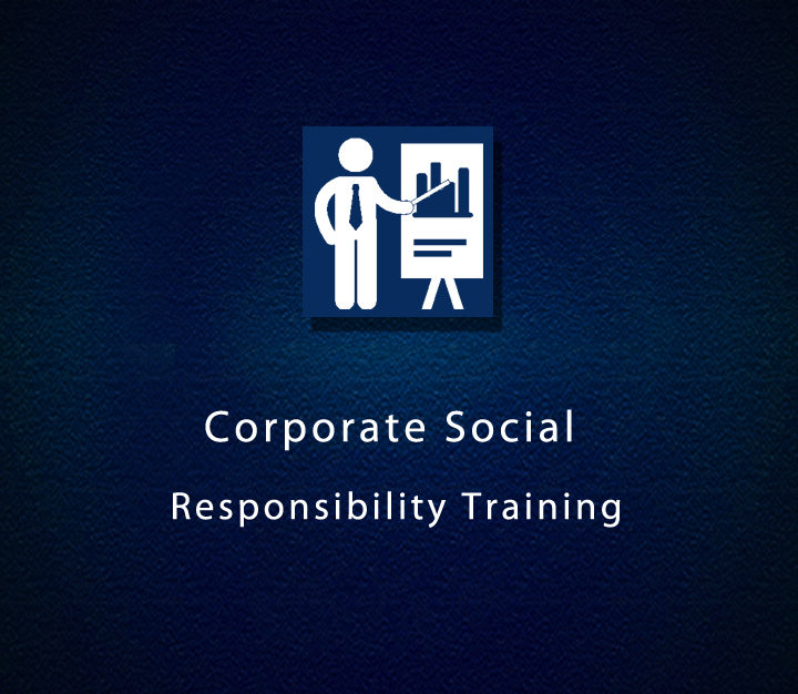 Corporate Social Responsibility Training