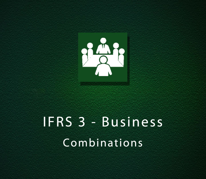 IFRS 3 - Business Combinations