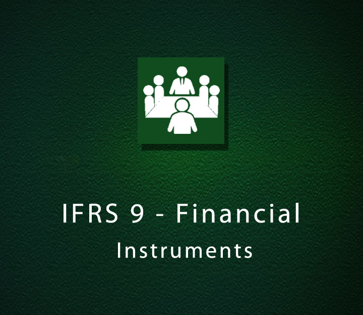 IFRS 9 - Financial Instruments