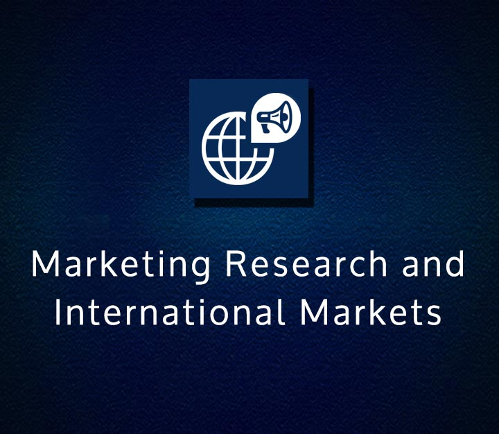 Marketing Research and International Markets