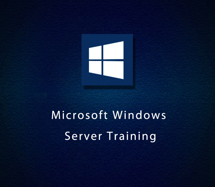 Microsoft Windows Server Training