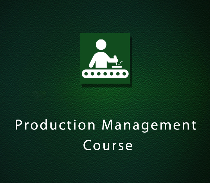 Production Management Course
