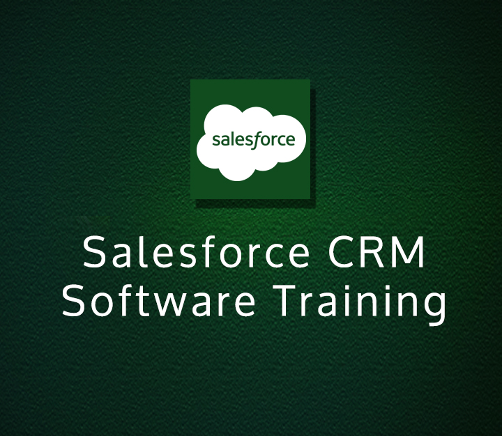 Salesforce CRM Software Training