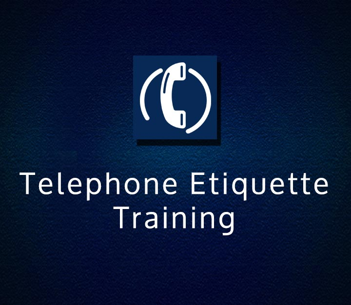 Telephone Etiquette Training