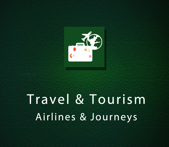 Travel & Tourism- Airlines & Journeys