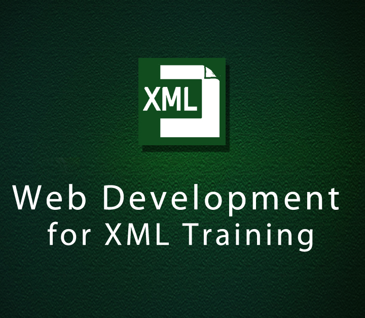 Web Development for XML Training